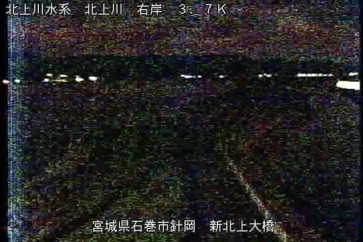 北上川:北上川下流河口