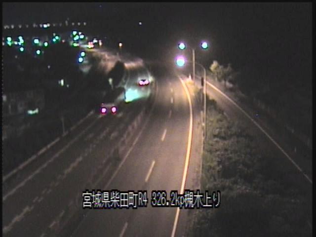 国道4号 槻木高架橋(上)