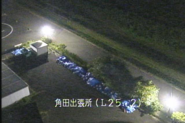 角田出張所鉄塔